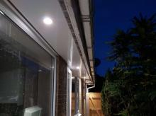 Soffit lighting installation in Wigan